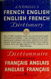 larousse english french dictionary pdf
