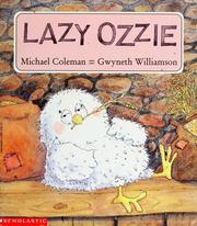 Cover of: Lazy Ozzie by Coleman, Michael