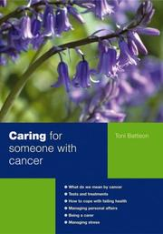 Caring for Someone with Cancer PDF