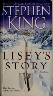 Cover of: Lisey's story by Stephen King