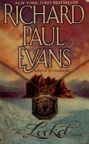 Cover of: The locket by Richard Paul Evans