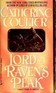 Cover of: Lord of Raven's Peak by Catherine Coulter.