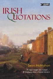 Book of Irish Quotations PDF