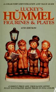 Luckey's Hummel figurines & plates by Carl F. Luckey