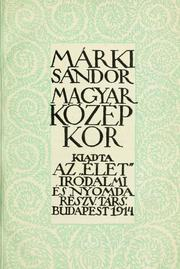 Magyar kzpkor by Sndor Mrki