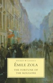 Cover of: Fortune of the Rougons (Pocket Classics) by Émile Zola