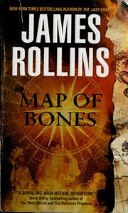 Cover of: Map of Bones by James Rollins
