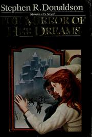 Cover of: The mirror of her dreams by Stephen R. Donaldson