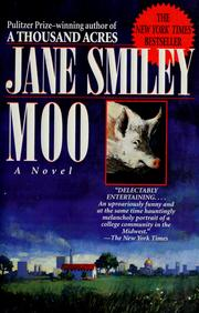 Cover of: Moo by Jane Smiley