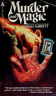 Cover of: Murder and magic by Randall Garrett