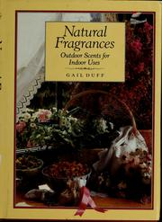 Natural fragrances by Gail Duff