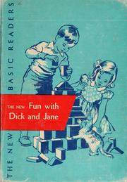 Cover of: The new fun with Dick and Jane by Gray, William S.