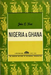 Nigeria and Ghana by John E. Flint