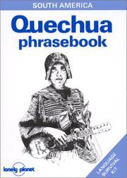 Lonely Planet Quechua PDF
