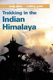 Trekking in the Indian Himalaya PDF