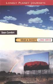 Sean &amp; David&#39;s long drive by Sean Condon