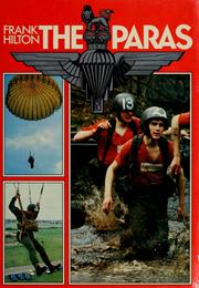 Cover of: The Paras by Frank Hilton