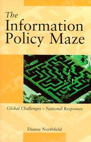 The Information Policy Maze PDF