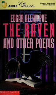 Cover of: The raven and other poems by Edgar Allan Poe