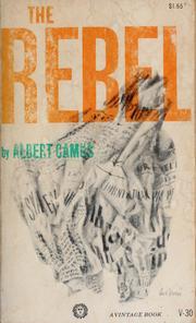 30 book essay in man rebel revolt v vintage