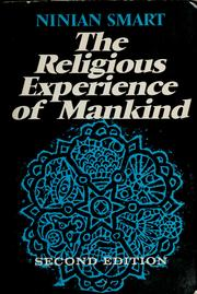 The religious experience of mankind by Ninian Smart