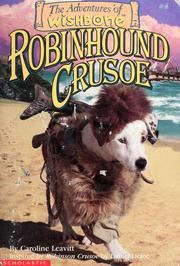 Cover of: Robinhound Crusoe by Caroline Leavitt