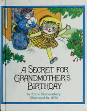 A secret for grandmother's birthday by Franz Brandenberg
