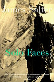 Solo faces by James Salter