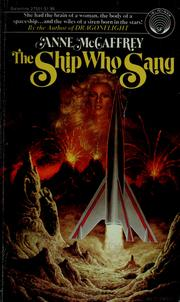 Cover of: The ship who sang by Anne McCaffrey