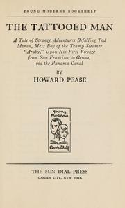 Cover of: The tattooed man by Pease, Howard