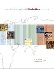 International marketing by Philip R. Cateora