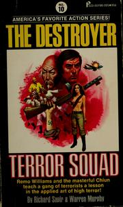 Cover of: Terror squad by Warren Murphy