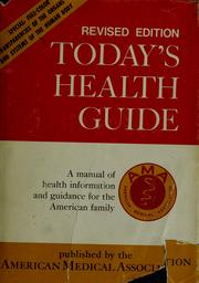 Today&#39;s health guide by W. W. Bauer