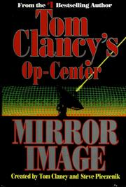 Cover of: Mirror image | Tom Clancy
