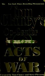 Cover of: Tom Clancy's op-center | Tom Clancy