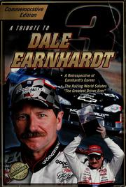 A tribute to Dale Earnhardt. by 