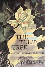 Cover of: The tulip tree by Howard Rigsby