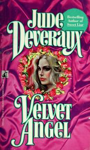 Cover of: Velvet angel by Jude Deveraux