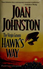 Cover of: The virgin groom by Joan Johnston