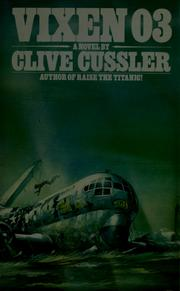 Cover of: Vixen 03 by Clive Cussler