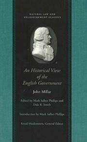 An Historical View of the English Government PDF