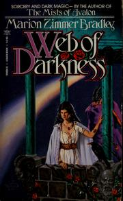 Web of darkness by Marion Zimmer Bradley