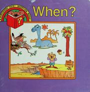 Cover of: When? by Kathie Billingslea Smith