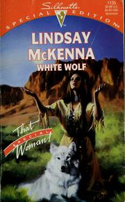 Cover of: White wolf by Philip Lindsay