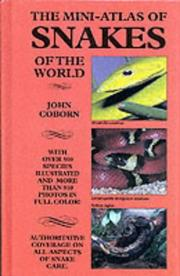 The Mini-Atlas of Snakes of the World PDF