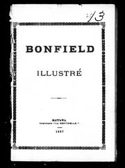 Bonfield illustré by Joseph-Henri Martel
