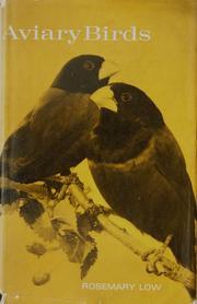 Aviary birds PDF