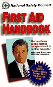 First Aid Handbook PDF