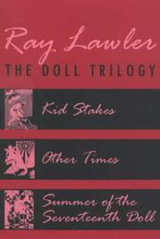 The Doll Trilogy (PLAY COLLECTIONS) PDF