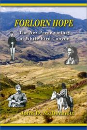 Forlorn hope by John D. McDermott